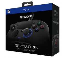 NACON Revolution Pro Gamepad PlayStation 4 Analogico/Digitale USB Nero