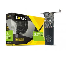 Zotac ZT-P10300A-10L scheda video NVIDIA GeForce GT 1030 2 GB GDDR5