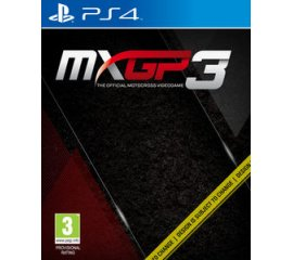 Milestone Srl MXGP 3: The Official Motocross Videogame, PS4 Basic Inglese, ITA PlayStation 4