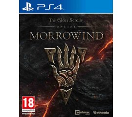 Bethesda The Elder Scrolls Online: Morrowind, PS4 videogioco PlayStation 4 Basic Inglese, ITA