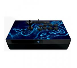 Razer Panthera Arcade-Stick Fight-stick PlayStation 4 Analogico/Digitale USB Nero, Blu