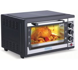 Howell HO.FE4510L fornetto con tostapane Nero Grill