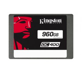 KINGSTON DC400 SSD INTERNO 960GB INTERFACCIA SATA