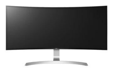"LG 34UC99-W LED display 86,4 cm (34"") 3440 x 1440 Pixel UltraWide Quad HD Nero, Bianco"