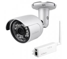 EDIMAX IC-9110W IP CAMERA OUTDOOR NIGHTVISION WIRELESS HD