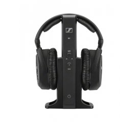 SENNHEISER RS175 CUFFIE WIRELESS COLORE NERO