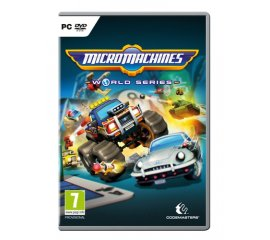 Codemasters Micro Machines World Series PC Basic ITA