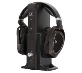 SENNHEISER RS185 CUFFIE WIRELESS COLORE NERO