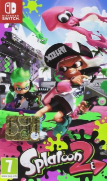 NINTENDO SWITCH SPLATOON 2 VERSIONE ITALIANA