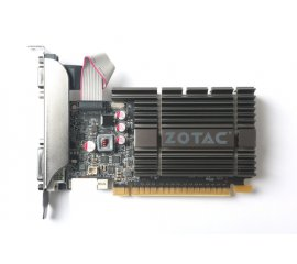 Zotac GT 710 2GB DDR5 ZONE EDITION 2GB DDR5 NVIDIA GeForce GT 710 GDDR5