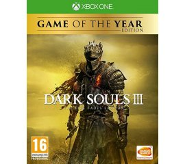 Microsoft Dark Souls III: The Fire Fades Edition, Xbox One videogioco Game of the Year Inglese