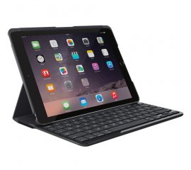 Logitech Slim Folio tastiera per dispositivo mobile QWERTY Italiano Nero Bluetooth