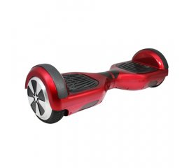 Master Street Board hoverboard 10 km/h Rosso 4400 mAh