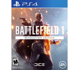 ELECTRONIC ARTS BATTLEFIELD 1 REVOLUTION PER PS4 VERSIONE ITALIANA
