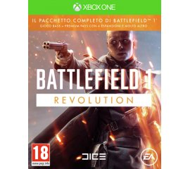 ELECTRONIC ARTS BATTLEFIELD 1 REVOLUTION PER XBOX ONE VERSIONE ITALIANA