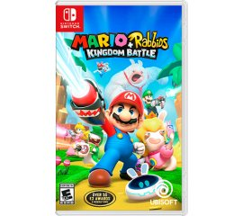 Ubisoft Mario + Rabbids Kingdom Battle Nintendo Switch Basic Inglese