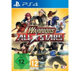 TECMO KOEI PS4 WARRIORS ALL-STARS