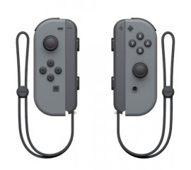 NINTENDO SWITCH SET 2 JOY-CON GRIGIO