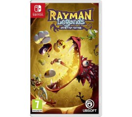 Ubisoft Rayman Legends Definitive Edition, Nintendo Switch Definitiva Tedesca, DUT, Inglese, ESP, Francese, ITA, Portoghese, Russo