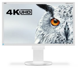"NEC MultiSync EA275UHD 68,6 cm (27"") 3840 x 2160 Pixel 4K Ultra HD LED Bianco"