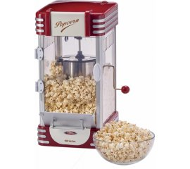 ARIETE PARTY TIME POPCORN POPPER XL 2953 MACCHINA PER POP CORN 310W COLORE ROSSO