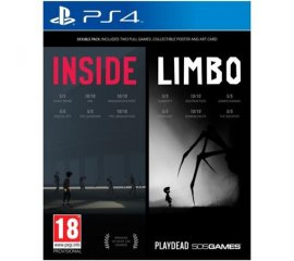Digital Bros Inside/Limbo Double Pack, PS4 videogioco PlayStation 4 Antologia