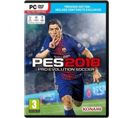 Digital Bros Pro Evolution Soccer 2018 Premium Edition, PC