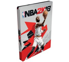 TAKE TWO INTERACTIVE XONE NBA 2K18 (STEELBOOK EDITION)
