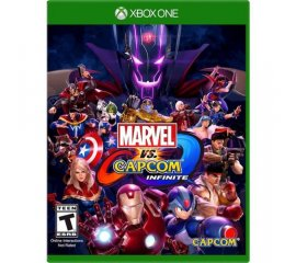 CAPCOM XBOX ONE MARVEL VS CAPCOM INFINITE