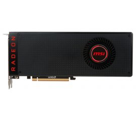 MSI RX VEGA 56 8G scheda video AMD Radeon RX Vega 56 8 GB High Bandwidth Memory (HBM)