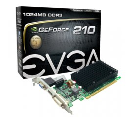EVGA 01G-P3-1313-KR scheda video NVIDIA GeForce 210 1 GB GDDR3