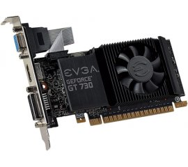 EVGA 02G-P3-3732-KR scheda video NVIDIA GeForce GT 730 2 GB GDDR5