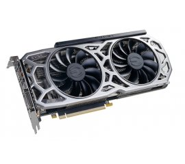 EVGA 11G-P4-6593-KR scheda video GeForce GTX 1080 Ti 11 GB GDDR5X