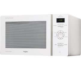 WHIRLPOOL MCP347WH FORNO A MICROONDE + GRILL COTTURA A VAPORE 25 LT COLORE BIANCO