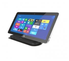 DELL 452-BBRK docking station per dispositivo mobile Tablet Nero