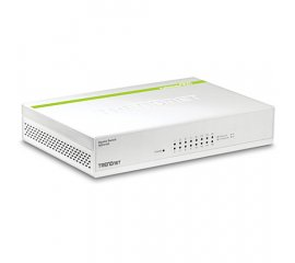 Trendnet TEG-S16D switch di rete Non gestito L2 Gigabit Ethernet (10/100/1000) Bianco