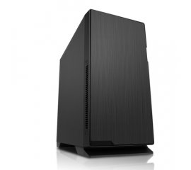 iTek SYLENT 07 Midi-Tower Nero