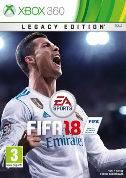 ELECTRONIC ARTS X360 FIFA 18 LEGACY EDITION