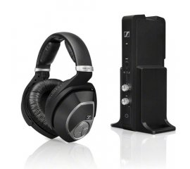 SENNHEISER RS195 CUFFIE WIRELESS COLORE NERO
