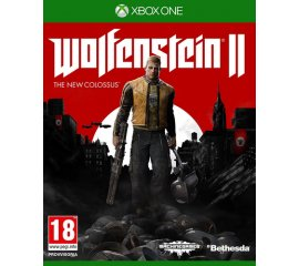 Bethesda Wolfenstein II: The New Colossus, Xbox One videogioco Basic Inglese