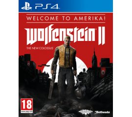 Sony Wolfenstein 2: The New Colossus