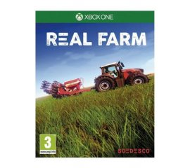 BANDAI NAMCO Entertainment Real Farm, Xbox One videogioco Basic Inglese, ITA
