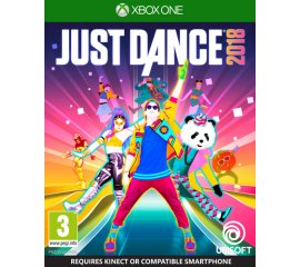 Ubisoft Just Dance 2018, Xbox One