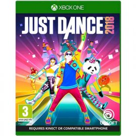 UBISOFT XONE JUST DANCE 2018 venduto su Radionovelli.it!
