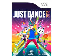 Ubisoft Just Dance 2018, Nintendo Wii