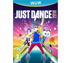 Ubisoft Just Dance 2018, Wii U