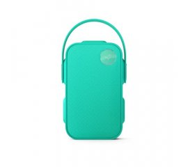 ONE CLICK GREEN SPEAKER BLUETOOTH 4.1 IPx4 collegabile in stereo
