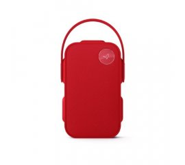 ONE CLICK RED SPEAKER BLUETOOTH 4.1 IPx4 collegabile in stereo
