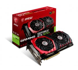 MSI V330-237R scheda video NVIDIA GeForce GTX 1070 Ti 8 GB GDDR5