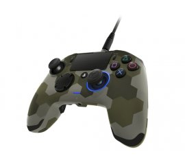 NACON PS4OFPADREVCAMOGREEN periferica di gioco Gamepad PlayStation 4 Analogico/Digitale USB 3.2 Gen 1 (3.1 Gen 1) Mimetico
